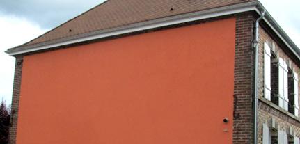 mures et façades